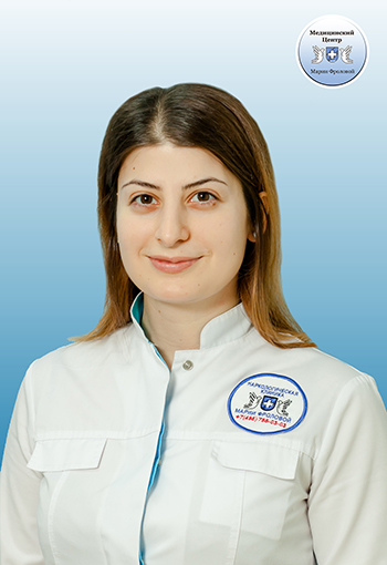 Карселадзе Елена Аполлоновна