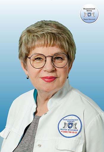 Косарева Светлана Петровна