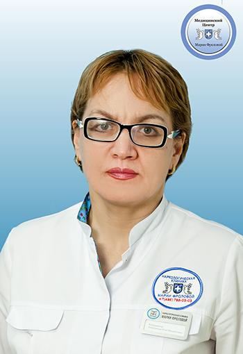 Амерханова Роза Михайловна