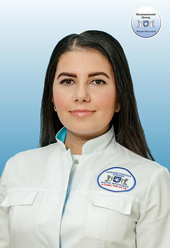 Мегроян Алина Александровна