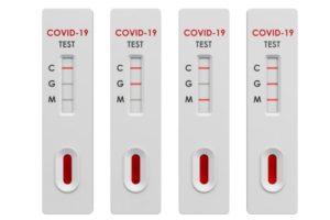 экспресс-тест на антитела к COVID-19