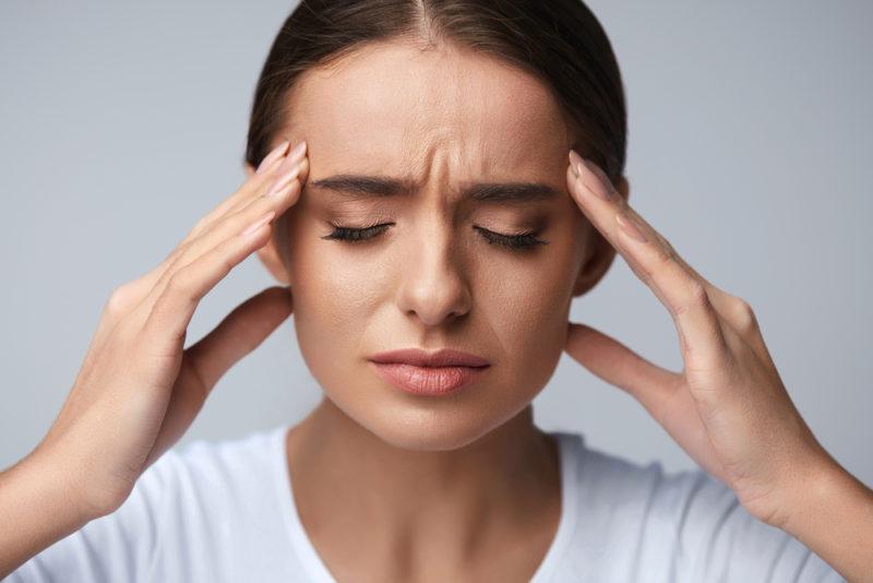 Боли голове