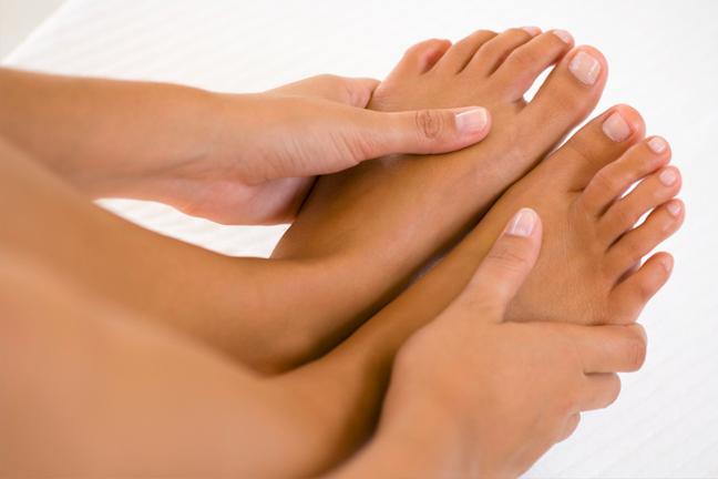 Онемение в ноге