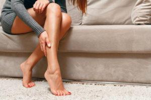 Боли в ноге