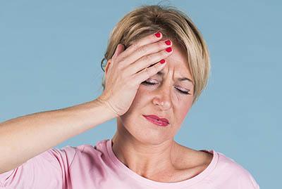 нарушение тройничного нерва