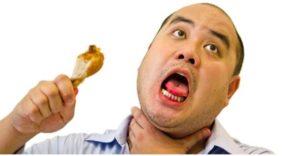 Инородные тела пищевода