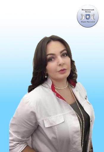 Суламанидзе Лика Автандиловна