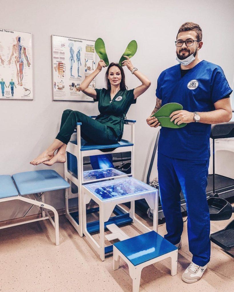 Индивидуальные ортопедические стельки в Москве