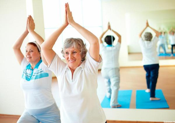 Физические упражнения при остеопорозе