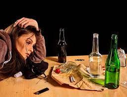 Простое алкогольное опьянение