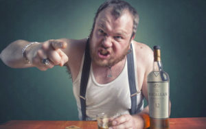 Этиопатогенез алкогольных психозов