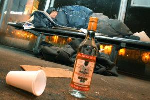 Медицинские последствия алкоголизма