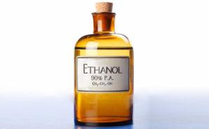 Основные свойства этанола