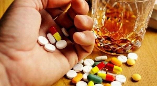 Злоупотребление антигистаминными средствами