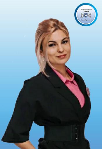 Николаева Элина Сергеевна - психолог в Москве